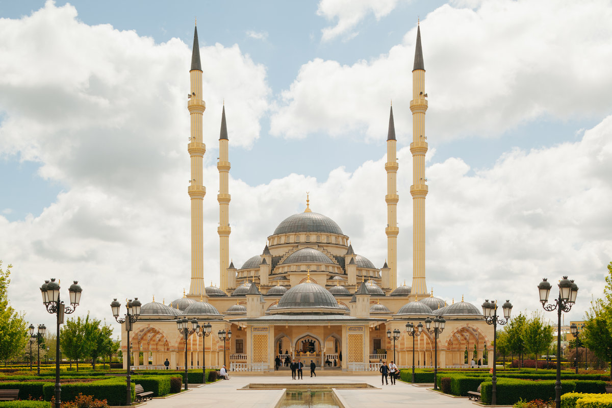 «Heart of Chechnya» Mosque